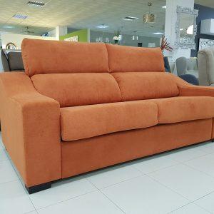 Sofá cama Italy Naranja