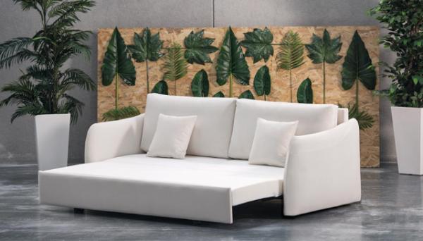 Sofa cama Gala abierto